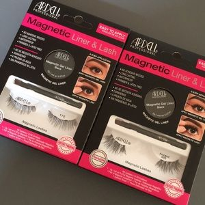 Other - Ardell magnetic lashes and eyeliner